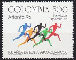 KOLUMBIEN COLOMBIA [1996] MiNr 2015 ( **/mnh ) Sport - Kolumbien