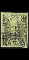 MEXICO [1868] MiNr 0050 ( O/used ) - Mexiko