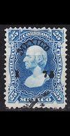 MEXICO [1874] MiNr 0099 Ix ( O/used ) - Mexiko