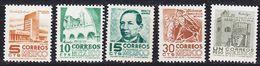 MEXICO [1950] MiNr 0967 Ex ( **/mnh ) [01] - Mexiko