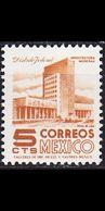 MEXICO [1950] MiNr 0968 ( **/mnh ) - Mexiko