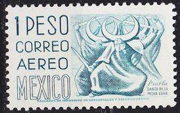 MEXICO [1953] MiNr 1030 IDx ( **/mnh ) - Mexiko