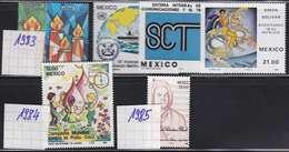 MEXICO [1980er] Jahr Ex ( **/mnh ) Beachtlich - Mexiko