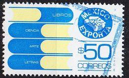 MEXICO [1981] MiNr 1797 Ax ( O/used ) - Mexiko