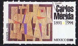 MEXICO [1991] MiNr 2259 ( O/used ) Gemälde - Mexiko