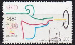 MEXICO [1992] MiNr 2300 ( O/used ) Olympiade - Mexiko