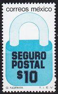 MEXICO [PostVers] MiNr 0042 ( **/mnh ) - Mexiko