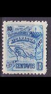 NICARAGUA [1897] MiNr 0092 X ( */mh ) - Mexiko