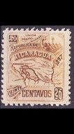 NICARAGUA [1897] MiNr 0093 Y ( */mh ) - Mexiko