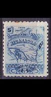NICARAGUA [1897] MiNr 0097 X ( */mh ) - Mexiko