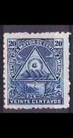 NICARAGUA [1898] MiNr 0104 X ( */mh ) - Mexiko