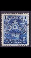 NICARAGUA [1898] MiNr 0106 X ( O/used ) - Mexiko