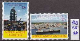 NIEDERLANDE NETHERLANDS Antillen [1965] MiNr 0149 Ex ( **/mnh ) - Curaçao, Antille Olandesi, Aruba