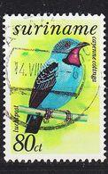 NIEDERLANDE NETHERLANDS Suriname [1977] MiNr 0769 ( O/used ) Vögel - Suriname