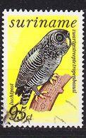 NIEDERLANDE NETHERLANDS Suriname [1977] MiNr 0770 ( O/used ) Vögel - Suriname