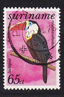 NIEDERLANDE NETHERLANDS Suriname [1977] MiNr 0785 ( O/used ) Vögel - Suriname