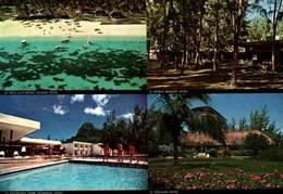 CPM - ILE MAURICE - Quatre Des Hôtels (Multivues)  ... - Mauritius