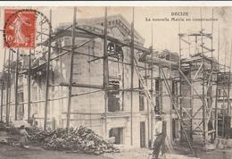 DECIZE  La Nouvelle Mairie En Construction - Decize