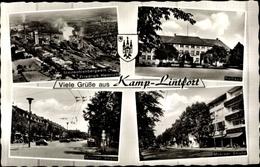 Cp Kamp Lintfort Am Niederrhein, Steinkohlenbergwerk Friedrich Heinrich, Rathaus, Blason - Deutschland