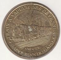 MONNAIE DE PARIS 30 ANDUZE CITEV - Train à Vapeur Des Cévennes - 2006 - 2006