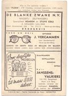 Pub Reclame - Ciné Cinema Bioscoop - Cinema Flora - Heist Op Den Berg - Foto Photo Star Vedette Patricia Neal - Publicité Cinématographique