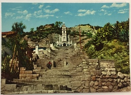 (767) Peru - Cajamarca - Chapel Of La Virgen De Fatima - Hill Santa Apolonia - Pérou