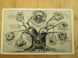 Notre Dynastie 1910 - Familles Royales