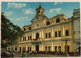 (770) Peru - Chiclayo - General Post-Office - Groene Volkswagen - Pérou