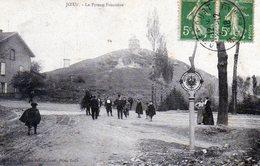 Joeuf. Le Poteau Frontière. - Autres Communes