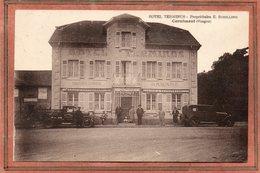 CPA - CORNIMONT (88) - Aspect De L'Hôtel Terminus De E. Schilling En 1938 - Cornimont