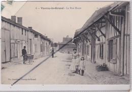 Vavray Le Grand (51) La Rue Haute (N° 4) - Francia