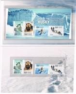 AUSTRALIAN ANTARCTIC TERRITORY (AAT) • 2014 • Era Of The Husky • Presentation Pack - Unused Stamps