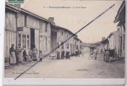 Vavray Le Grand (51) La Rue Basse (N° 5)(publicité Le Petit Journal) - Francia