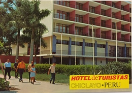 (777) Peru - Chiclayo - Hotel De Touristas - Pérou