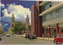 (778) Peru - Chiclayo - Lambayeque - Cathedral View - Creacion Mariana - Pérou