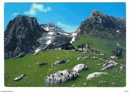 PRATI  DI  TIVO:  GRAN  SASSO  D' ITALIA  -  STAZIONE  SUPERIORE  DELLA  SEGGIOVIA  -  PER  LA  SVIZZERA  -  FG - Cartoline
