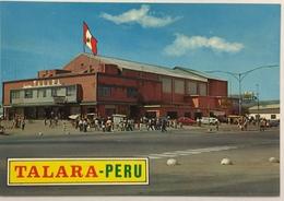(779) Peru - Talara - Cinema - Pérou