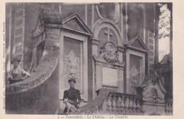 VEZENOBRES           LE CHATEAU. LA CHAPELLE - Other Municipalities