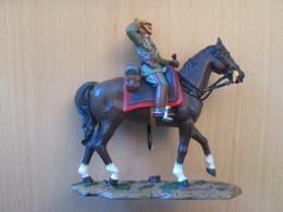 EXCELLENT ETAT Figurine KING & COUNTRY Authentique  : 14-18 CAVALIER ALLEMAND UHLAN . Pas De Boite - Militaires