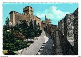 SAN  MARINO:  LA  GUAITA  -  ARMERIA  ANTICA  -  F.LLI  TOLTI  -  PER  LA  SVIZZERA  -  FG - San Marino