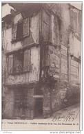 BERGERAC VIEILLES MAISONS DE LA RUE ES FONTAINES  1923 TBE - Bergerac