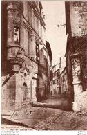 BERGERAC VIEUX QUARTIERS RUE DE L'ANCIEN PONT TBE - Bergerac