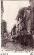 BERGERAC VIEILLES MAISONS DE LA RUE HALLEBARDE TBE - Bergerac