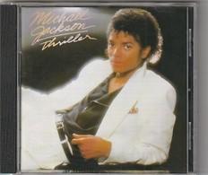 CD  Micheal  Jackson  Thriller   Etat: TTB Port 110 GR - Disco, Pop