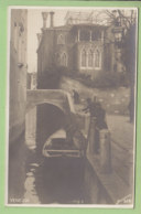VENEZIA : Carte Photo. TBE. Dos Simple. 2 Scans. Edition Photo Sciutto - Venezia (Venedig)