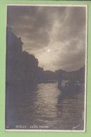 VENEZIA : Canal Grande . Carte Photo. TBE. Dos Simple. 2 Scans. Edition Photo Sciutto - Venezia (Venice)