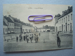 LENS : Grand Place En 1921 - Lens