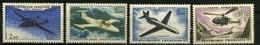 FRANCE   Poste Aérienne     N° Y&T  PA38 à PA41  ** - Airmail