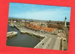 * * CALAIS * * Le Port, Le Courgain Maritime Et Le Phare - Calais