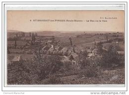 SAINT BROINGT LES FOSSES - Très Bon état - Autres Communes